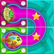 الأسماك الافرا - لغز الشريحة البلاط