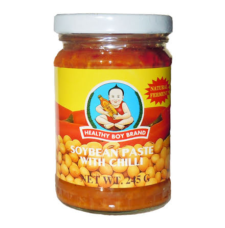 Soybean Paste w Chili 245g Healthy Boy
