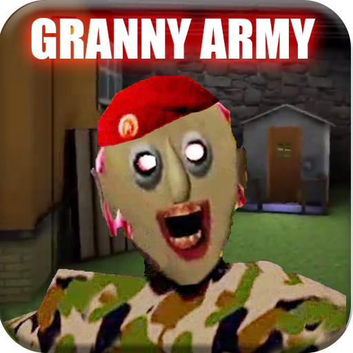 Army Scary granny Mod: Horror game 2019