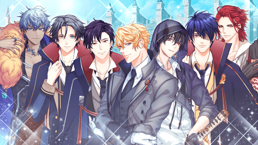 WizardessHeart - Shall we date Otome Anime Games 1.8.3 screenshots 16