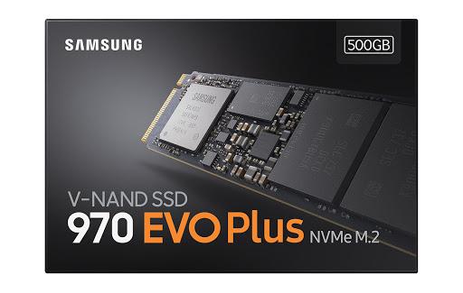 SSD Samsung 970 EVO PLUS 500GB NVMe M.2 (MZ-V7S500BW)_4