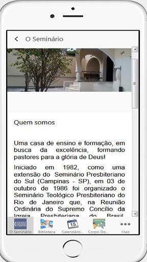 Seminu00e1rio Presbiteriano Simonton 33.0 screenshots 5