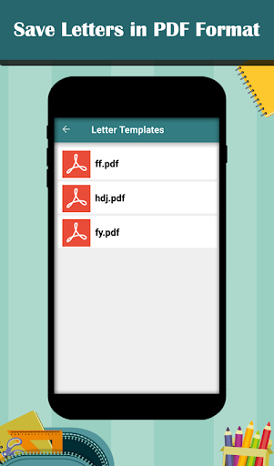 Letter Templates - Offline Cover Letter Template 1.0 screenshots 6