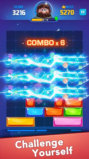 Jewel Sliding™ -  Slide Puzzle Game ss2