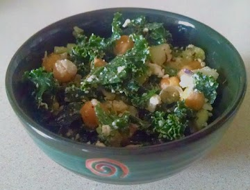 Green Goodness Salad Recipe