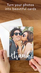 Ink Cards: Send Premium Photo Greeting Cards Screenshot