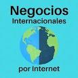 Negocios internacionales por internet icon