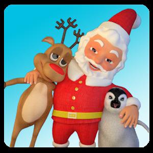 Talking Santa Claus & Helpers