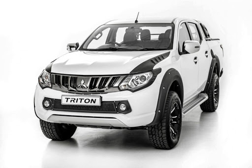 Mitsubishi has introduced a limited edition Triton called the Xtreme. Picture: QUICKPIC