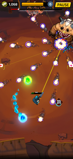Impossible Space - A Hero In Space 1.0.3 screenshots 6