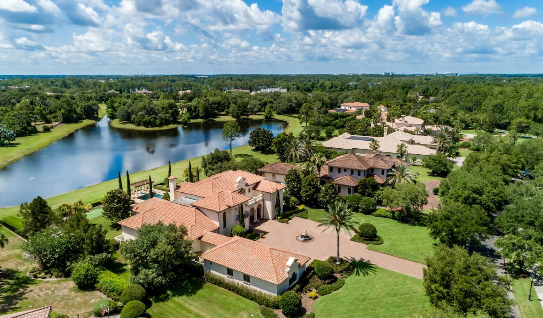Maison avec terrasse Orlando
