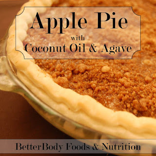 Apple Pie with Cinnamon Streusel