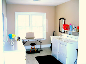 Photo: Huge Laundry & Sewing room 17'x 10'