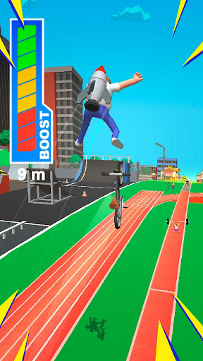Bike Hop: Be a Crazy BMX Rider! apkdebit screenshots 4