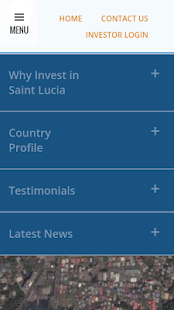 Invest Saint Lucia- screenshot thumbnail