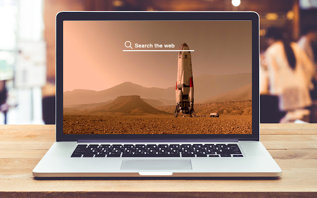 Mars HD Wallpapers New Tab Theme