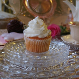 Cupcake by Brenda Shoemake - Food & Drink Candy & Dessert