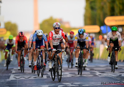 Lotto Soudal s'impose à la Brussels Cycling Classic