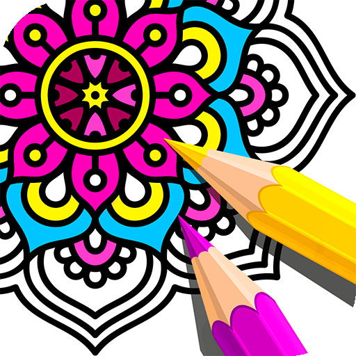 Mandala Coloring Book Google Play De Uygulamalar