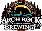 Logo of Arch Rock Gold Beach Lager