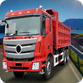 Offroad Cargo Truck Simulator - xtreme Hill Driver