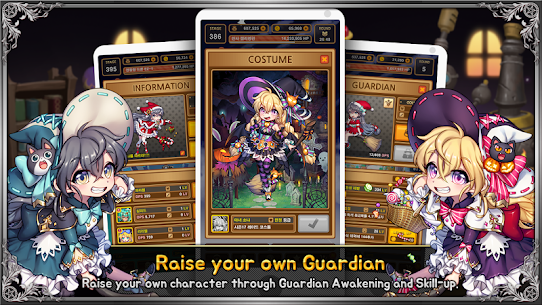 Lutie RPG Clicker Apk Download For Android and Iphone 3