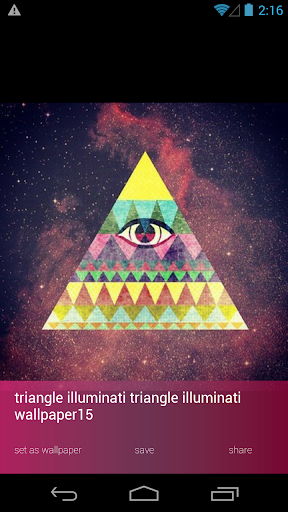Download Triangle Wallpapers For PC