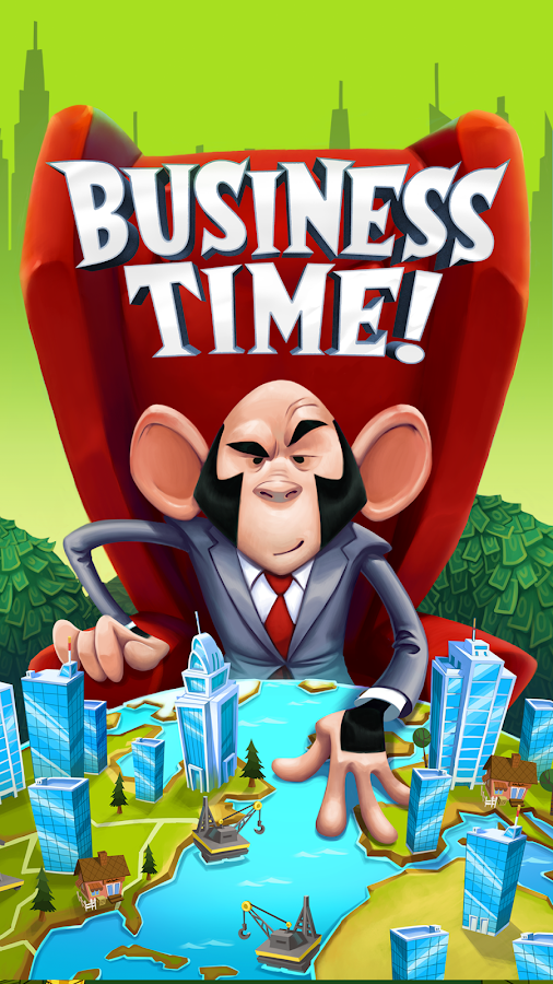 Business Time- screenshot