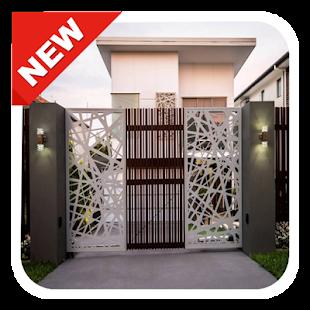 300 modern gate design ideas 2017 screenshot thumbnail - Gate Design Ideas