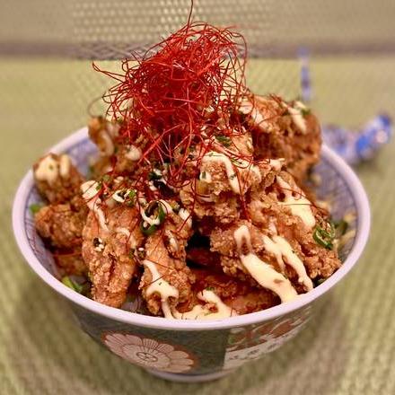 Chicken Karaage Donburi