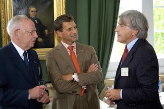 Photo: Ontvangst ter gelegenheid uitreiking van de Galenus Geneesmiddelenprijs en de Galenus Researchprijs 2006 in Naturalis te Leiden foto © Bart Versteeg