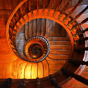 Spiral by Helder Pereira - Buildings & Architecture Other Interior ( spirals, stairs, interiors, travel, portugal, hotels,  )