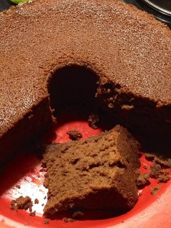 The Ultimate Chocolate Pound Cake Recipe