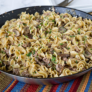 Beef Stroganoff Sour Cream Mushroom Recipes