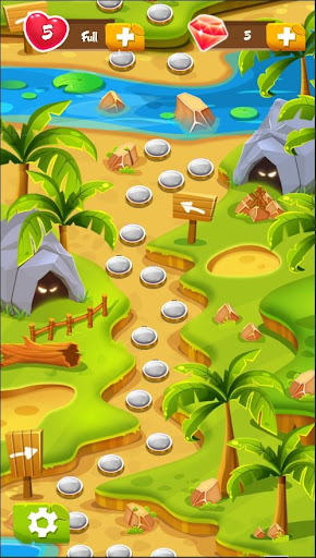 Fun Crush- Cake Match 3 Sweet Blast Puzzle Mania 2.2 screenshots 1