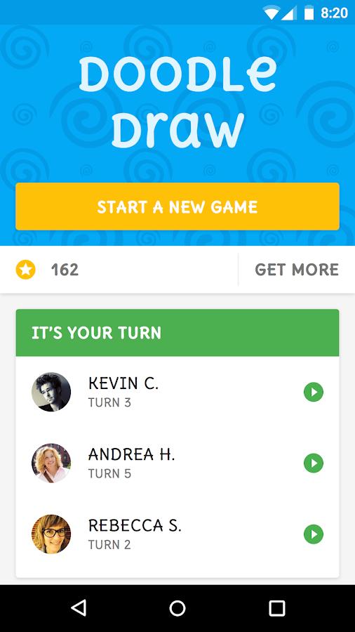 Doodle Draw o primeiro jogo para o Facebook Messenger 2