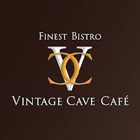 Vintage Cave Café logo