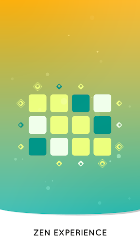 Zen Squares - Minimalist Puzzle Game screenshots 7