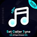 Set Caller Tune - Free New Ringtone 2020 icon