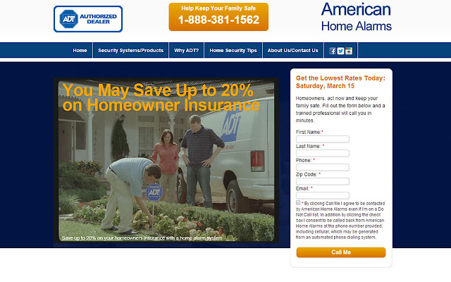 ADT & Home Security Facts