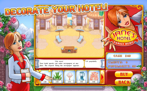 Jane's Hotel 2: Family Hero screenshot 12