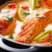 Fish Thai Curry