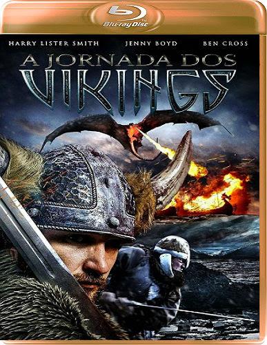 Filme Poster A Jornada dos Vikings BDRip XviD & RMVB Dublado