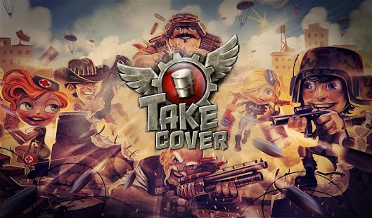 Take Cover- screenshot thumbnail
