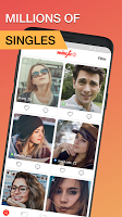 screenshot of Mingle2 - Free Online Dating & Singles Chat Rooms