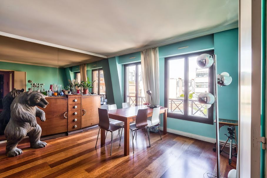 Vente appartement 4 pièces 96.05 m² à Paris 20ème (75020), 950 000 €