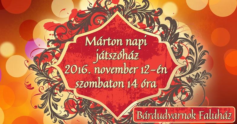 Márton napi játszóház 2016.11.12