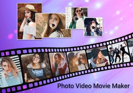 Photo Video Movie Maker : Slideshow Maker - náhled