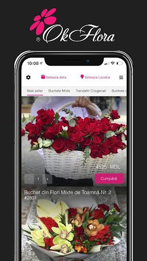 Ok Flora Moldova screenshots 1