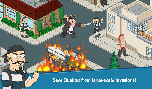 Family Guy The Quest for Stuff screenshot 17